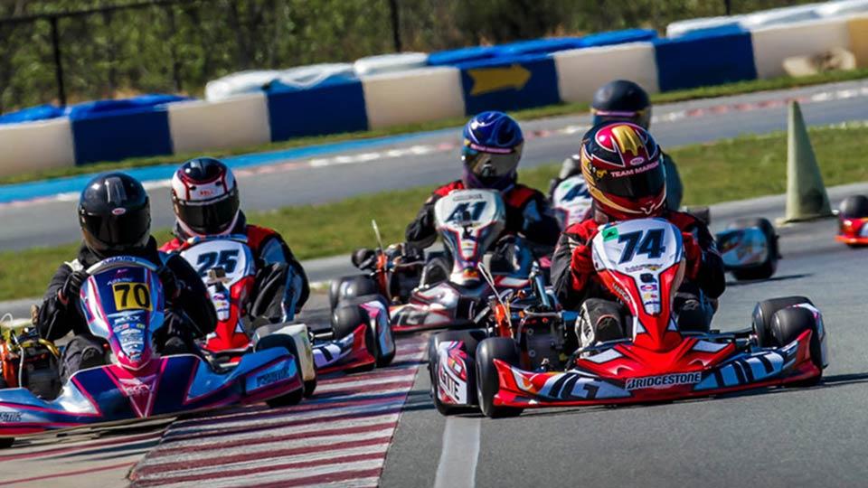 best go kart racing books