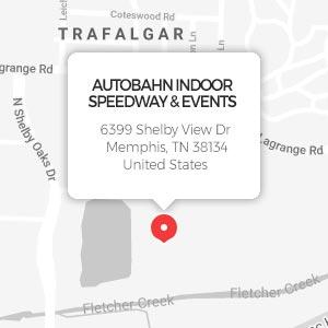 Memphis Autobahn Map