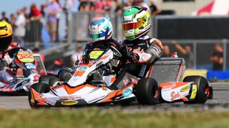 best go kart racing rib protector