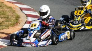 best karting neck brace