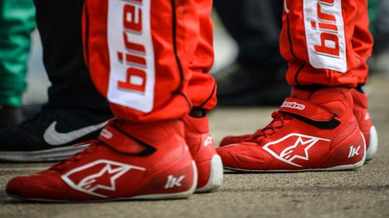best karting shoes