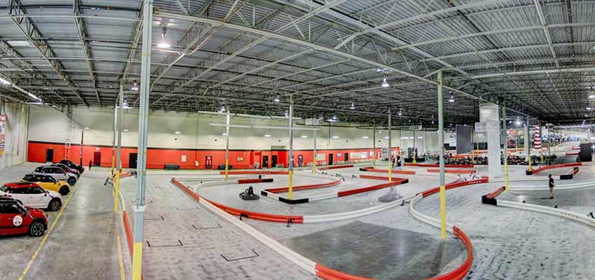 memphis indoor speedway kart track