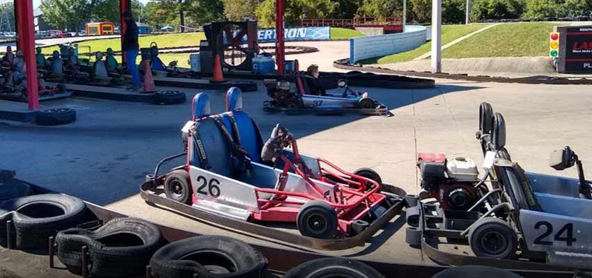 memphis golf and games kart track