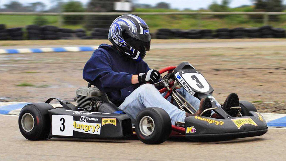 do go-karts have titles