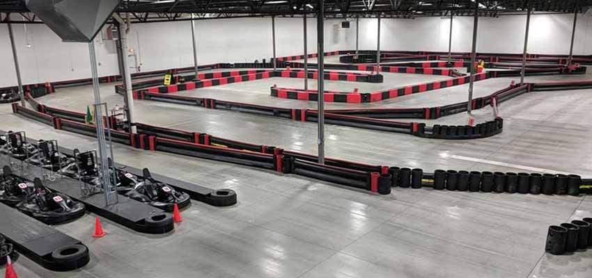 full throttle indoor karting ohio