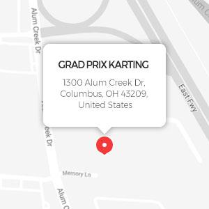 ohio grand prix karting map