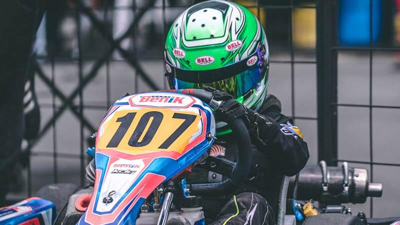 best karting helmets