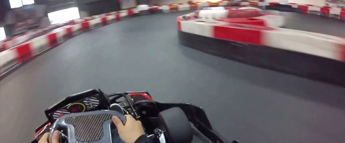 can you go-kart drunk