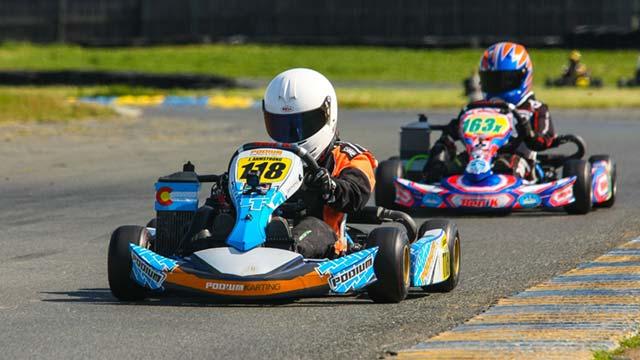 Go Kart EVS Kneck Collar Adult Karting Race Racing