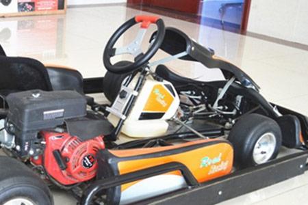 go-kart fuel tank