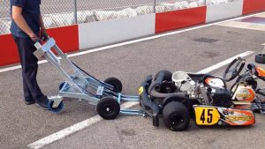 how to lift a go-kart