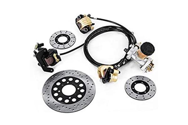 go-kart disc brakes