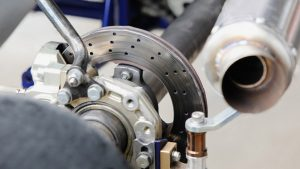 how to fix go-kart brakes that are not working