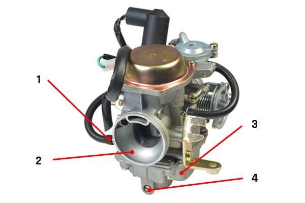 fix go-kart carburetor