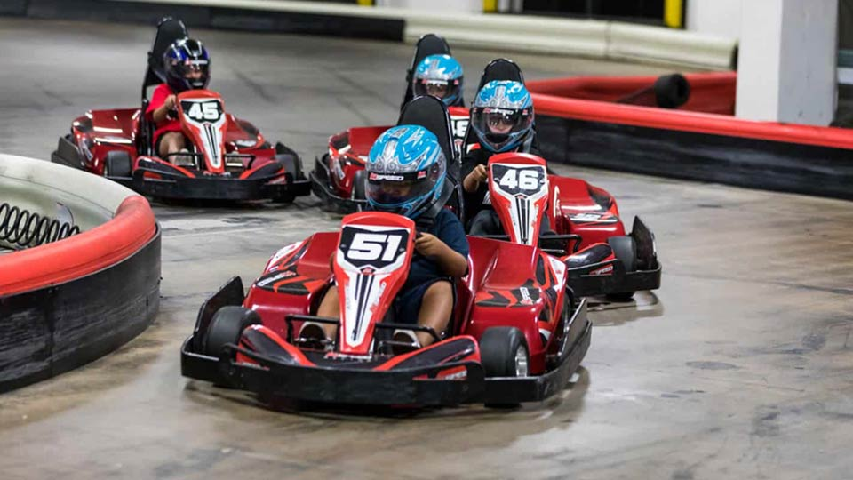 go-kart birthday party ideas