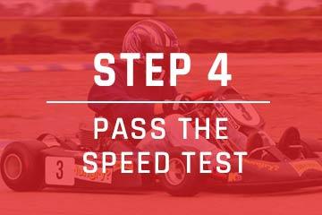 pass the go-kart speed test