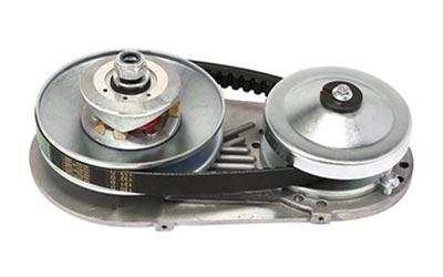 go-kart torque converter
