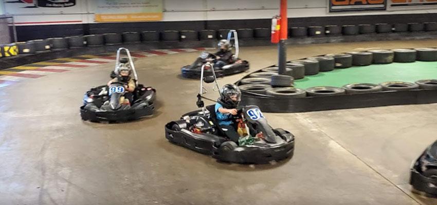 houston track 21 go-kart racing tracks
