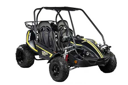 off-road go-kart cost