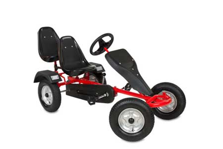 pedal go-kart cost