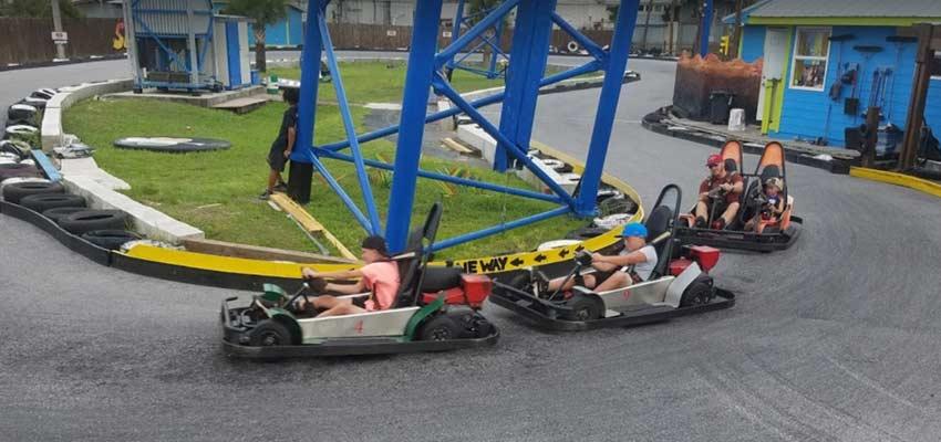 panama city beach go-karts indy speedway