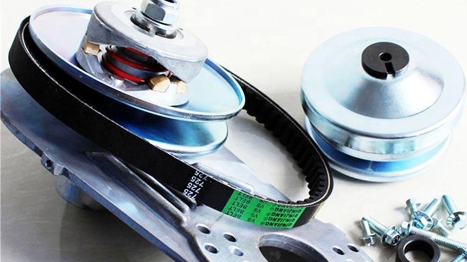 how to adjust a torque converter on a go-kart
