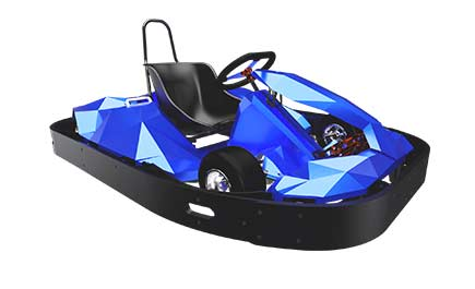 bsr electric leisure go-kart