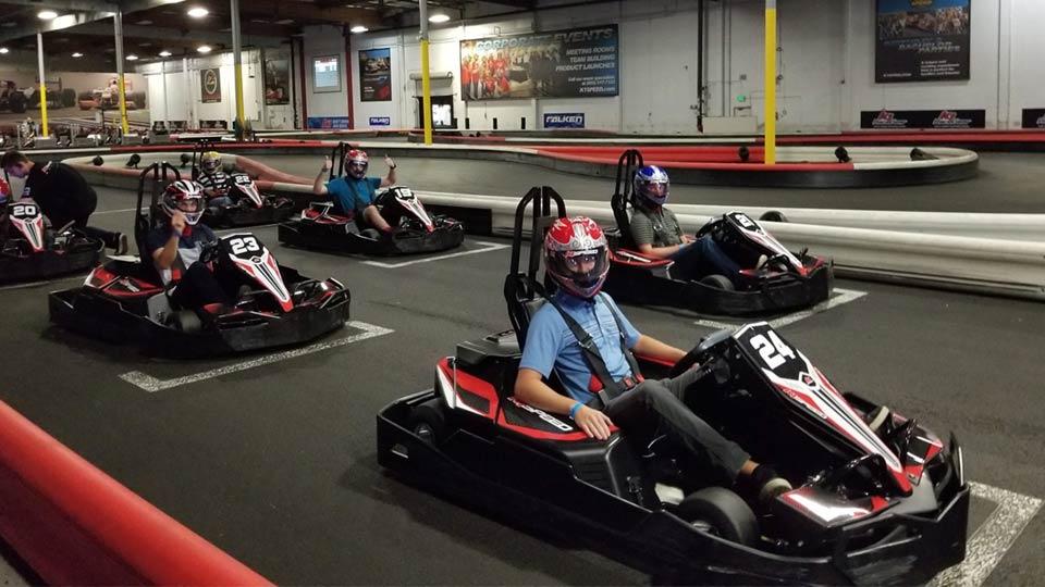 best go-kart racing tracks in houston