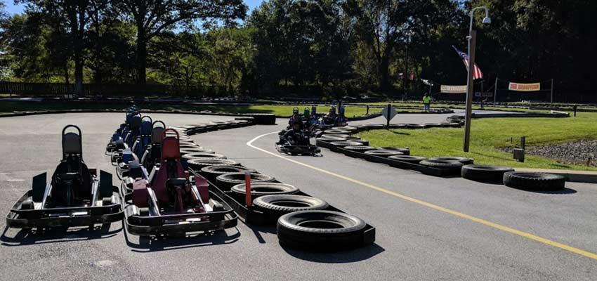 crofton go-kart raceway in maryland