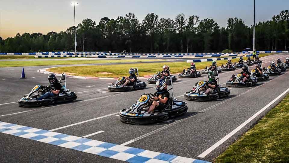 gopro motorplex north carolina go kart racing