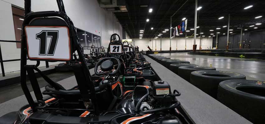 go kart racing north carolina victory lane