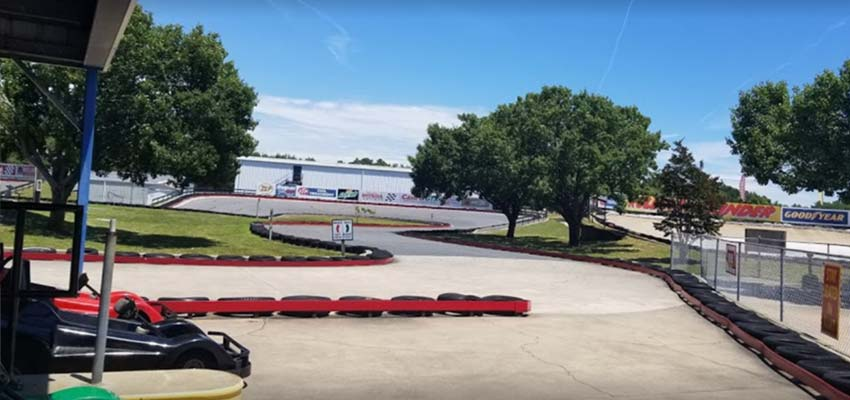 baja amusements go-kart racing ocean city