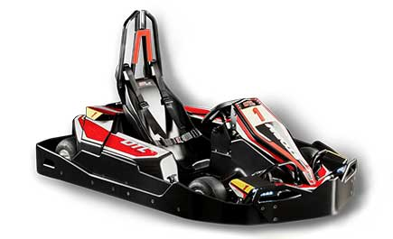 otl storm efd electric go-kart