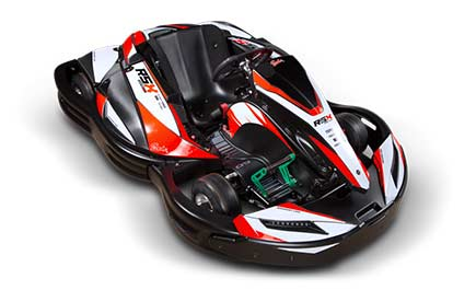 sodi rsx electric go-kart