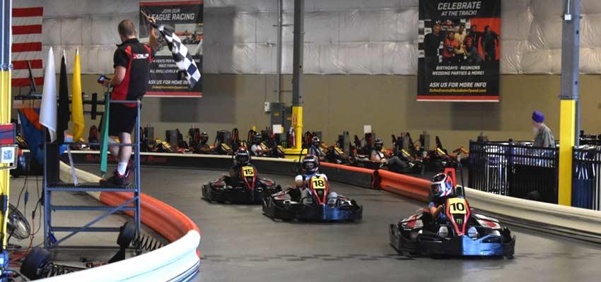 autobahn indoor speedway manassas go karting