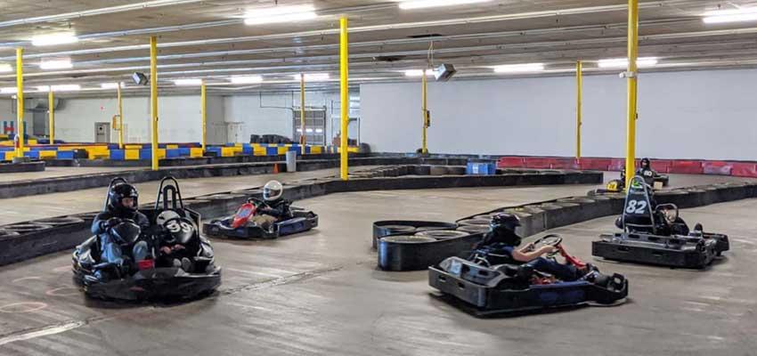virginia lemans high speed indoor go karting