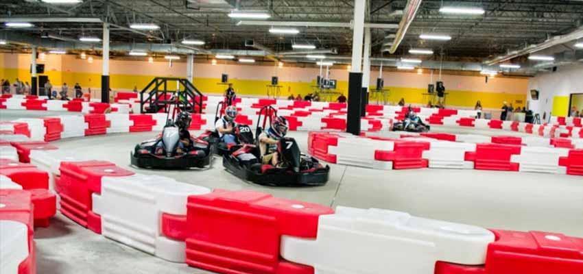 virginia Thunderbolt Indoor Karting