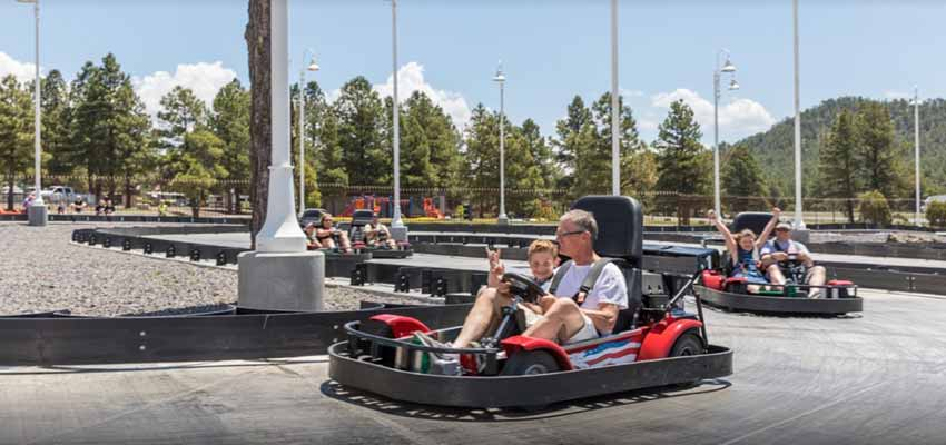 arizona grand canyon go karts