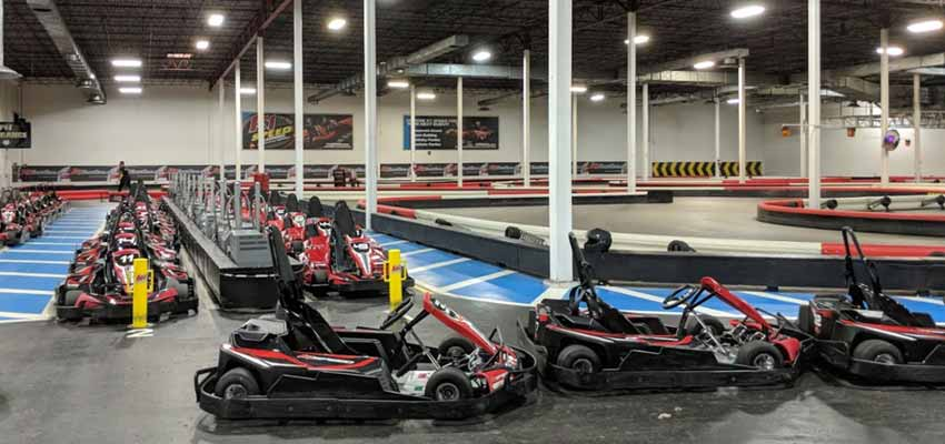 arizona k1 speed go-kart racing