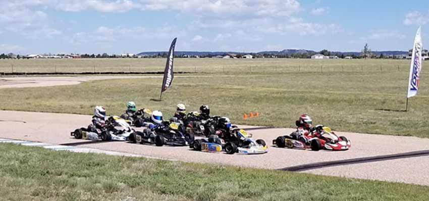 SBR Motorsports Park colorado go karting