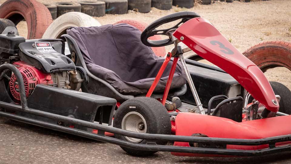 best materials for go-kart frame