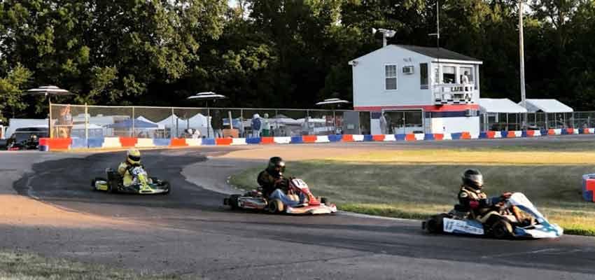 illinois mid-state-kart club go kart racing track
