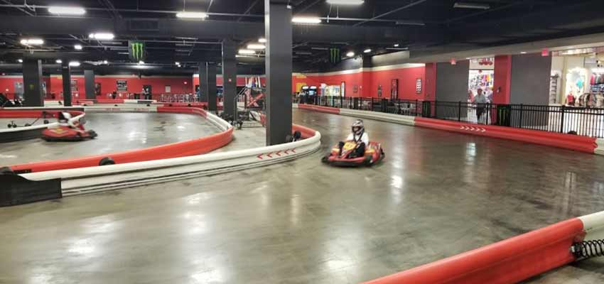 new york autobahn speedway go kart racing track