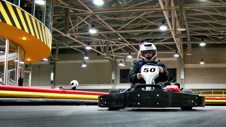 best go-karting tracks in kentucky