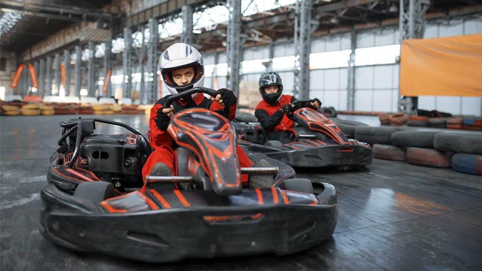 best go-karting tracks in loisville