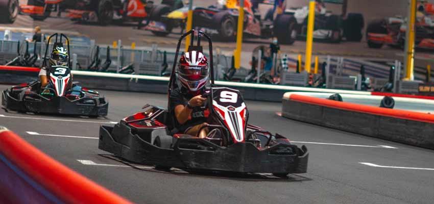 k1 speed indiana go karting
