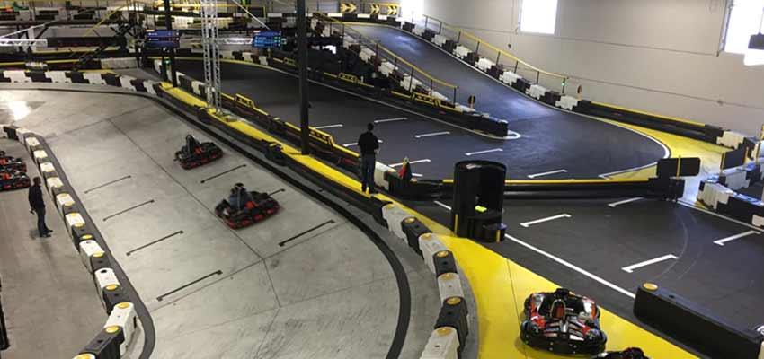 indiana speedway indoor karting go kart track