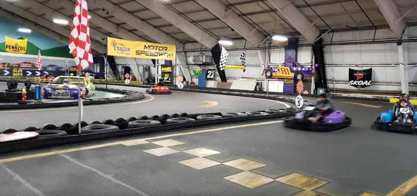 new jersey funplex go karting