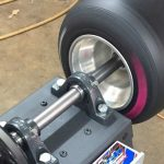 go-kart tire resurfacer