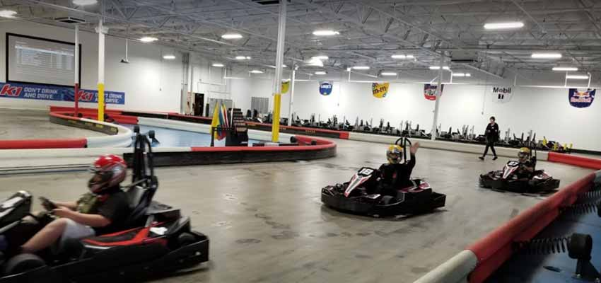 Utah K1 Speed go-karting